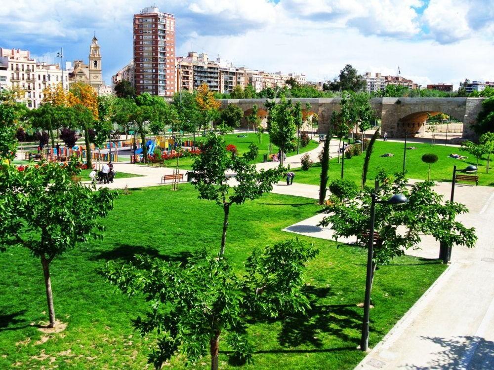 Túria Gardens