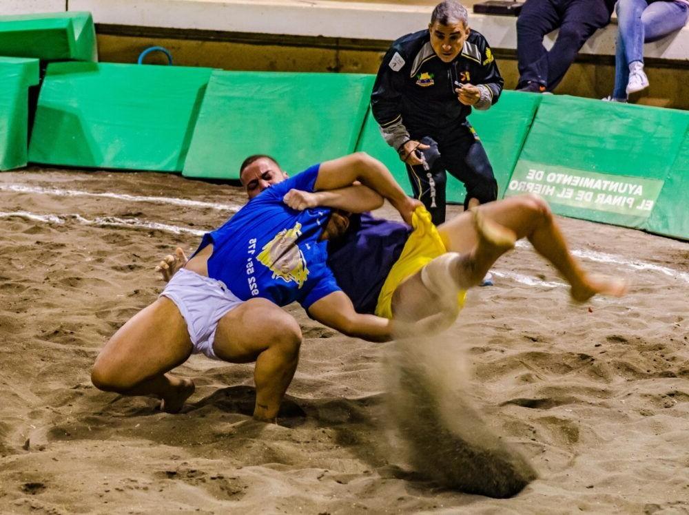 Destinació Canarian Wrestling