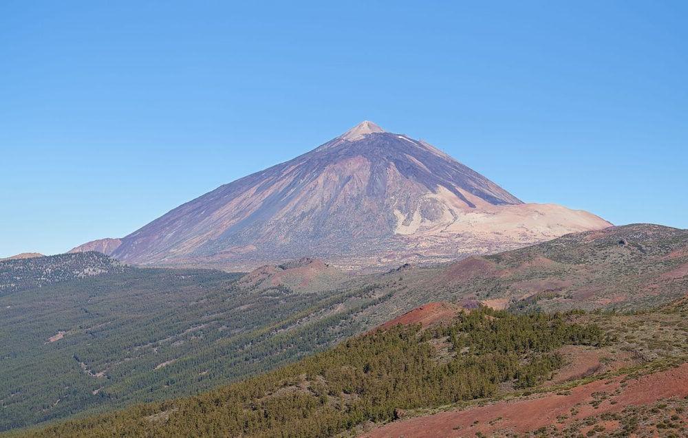 Destinació Muntanya Teide