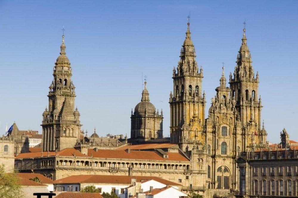 Destinació Santiago de Compostel·la Espanya