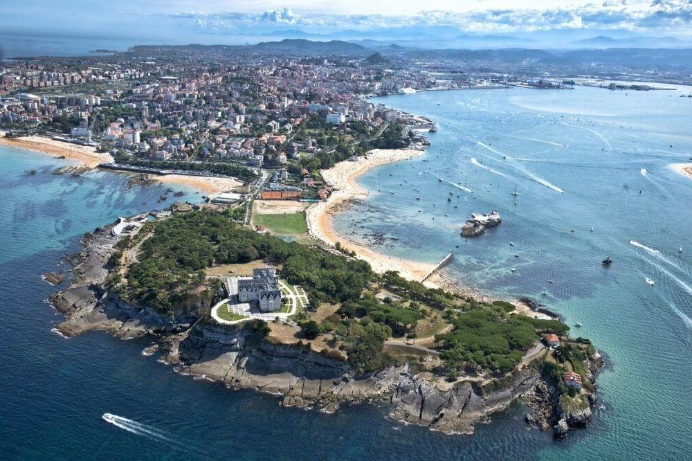 Destinació Santander Espanya