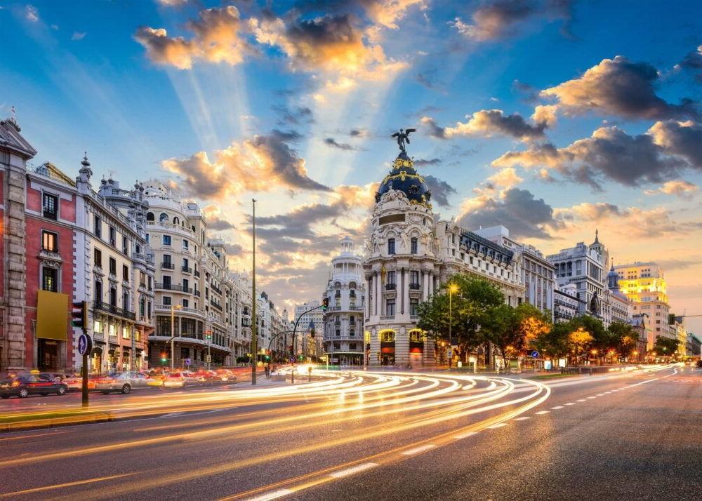 Destinació Madrid Toledo
