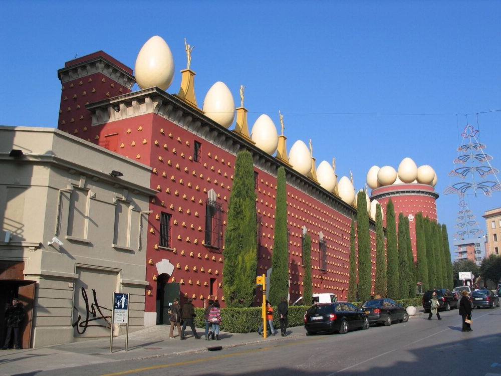 Tour pel Museu Dalí Espanya
