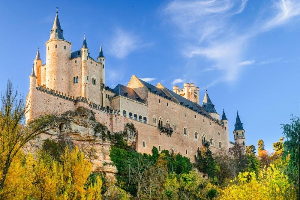 Turisme per Segòvia Espanya