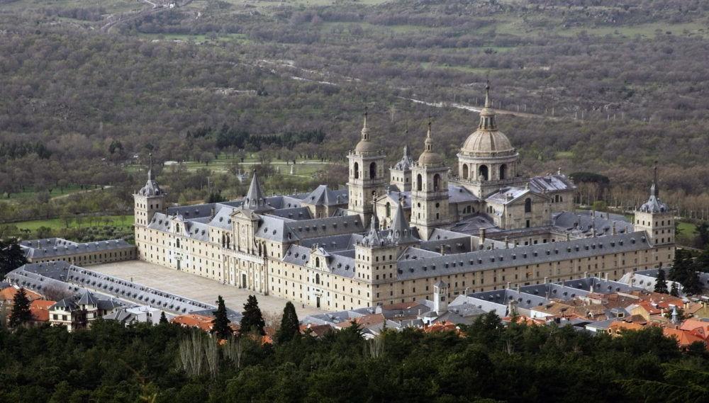 turisme per l'Escorial Espanya