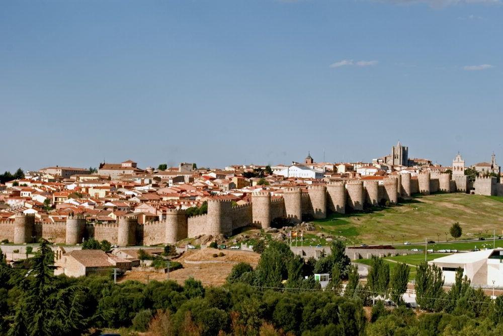 Turisme pel Àvila Espanya