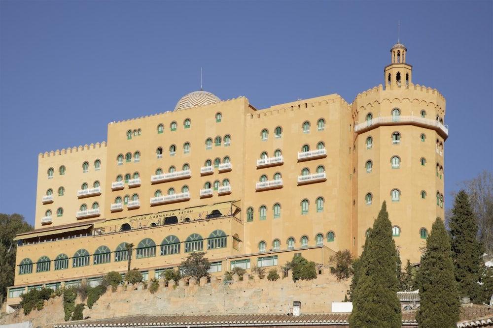 Allotjament a l'Hotel Alhambra Palace Espanya