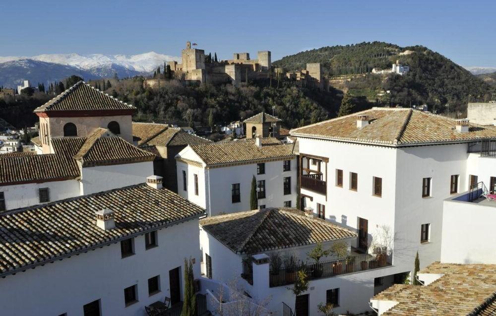 Allotjament a l'Smart Suites Albaicín Espanya