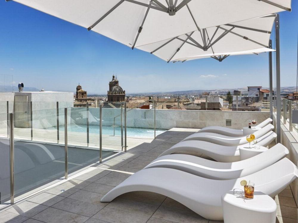 Allotjament en el Granada Five Senses Rooms Suites Espanya
