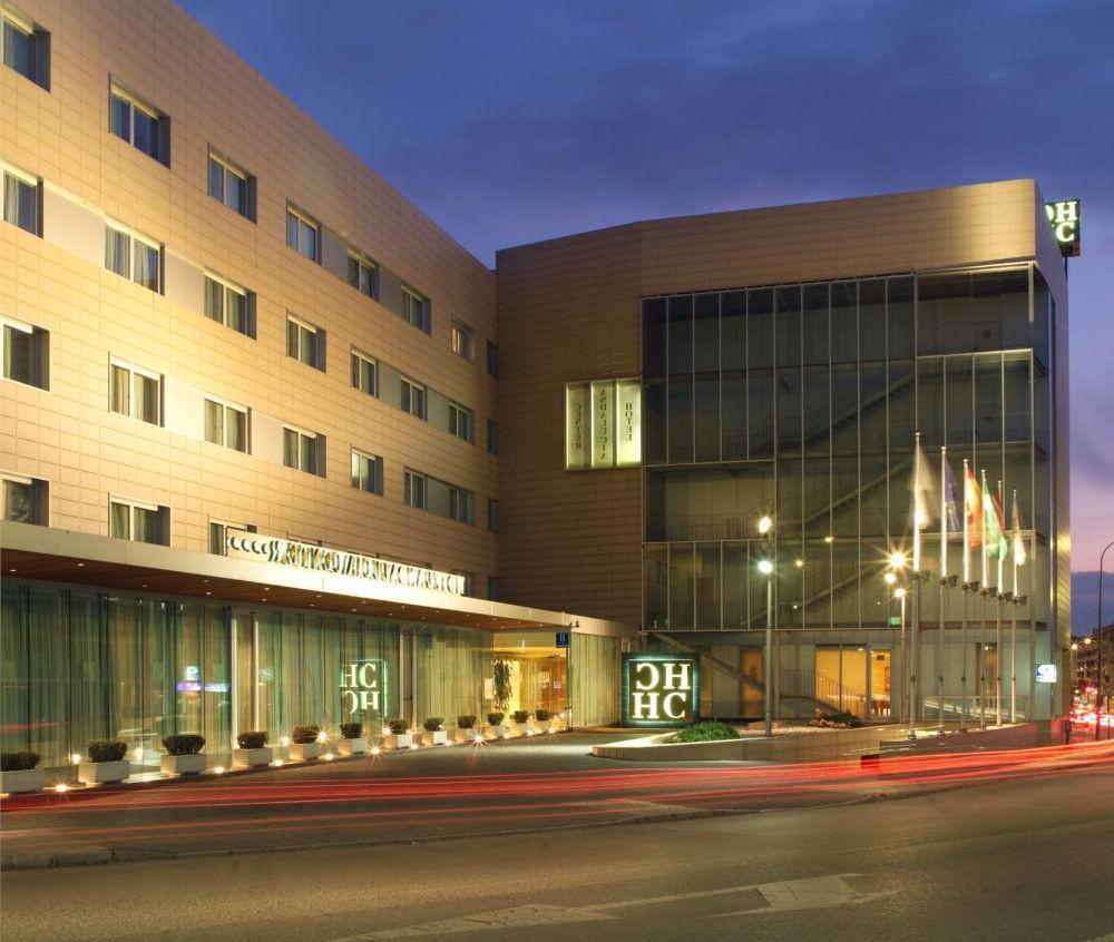 Allotjament a l'Hotel Andalusia Center Espanya