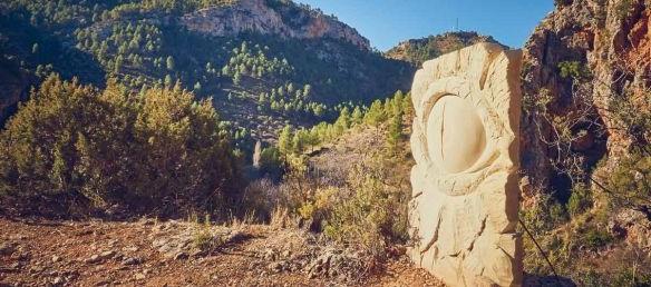 ruta de les estàtues