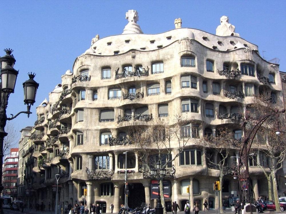 Destinació Casa Milà Barceloneta
