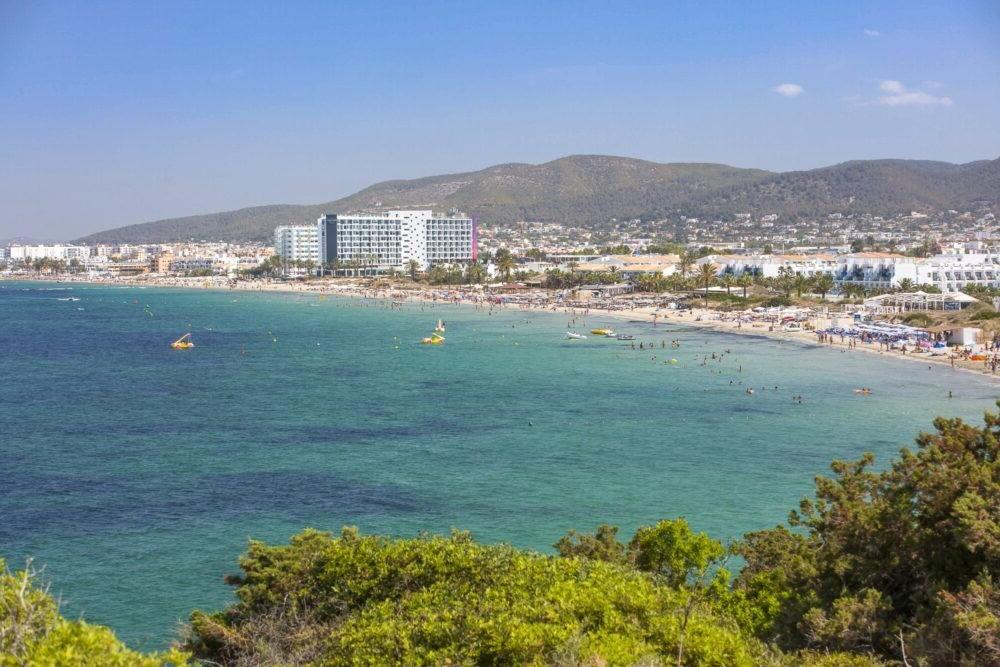 Destinació Platja d'en Bossa Eivissa