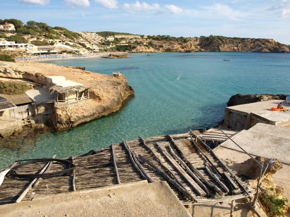 Destinació Cala Tarida Eivissa