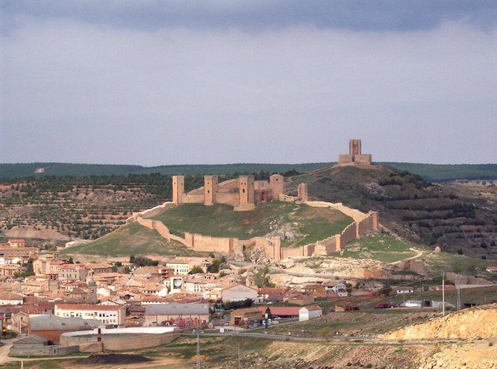 Destinació Ciutat Aragon Espanya