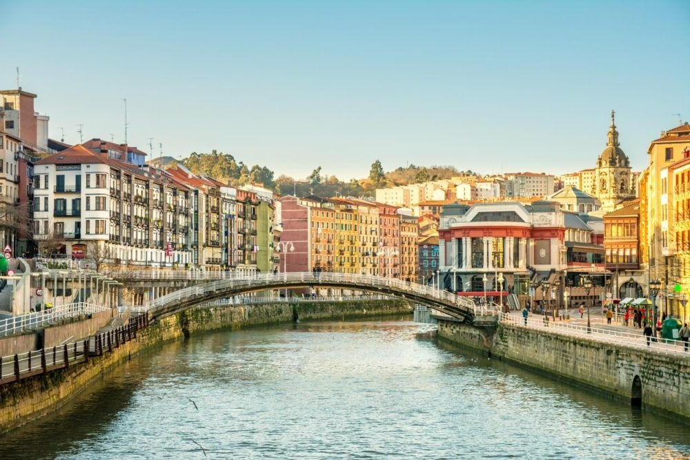 Destinació País Basc Bilbao Espanya