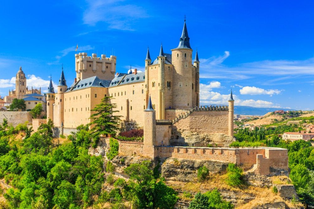 Destinació Castella i Lleó Espanya