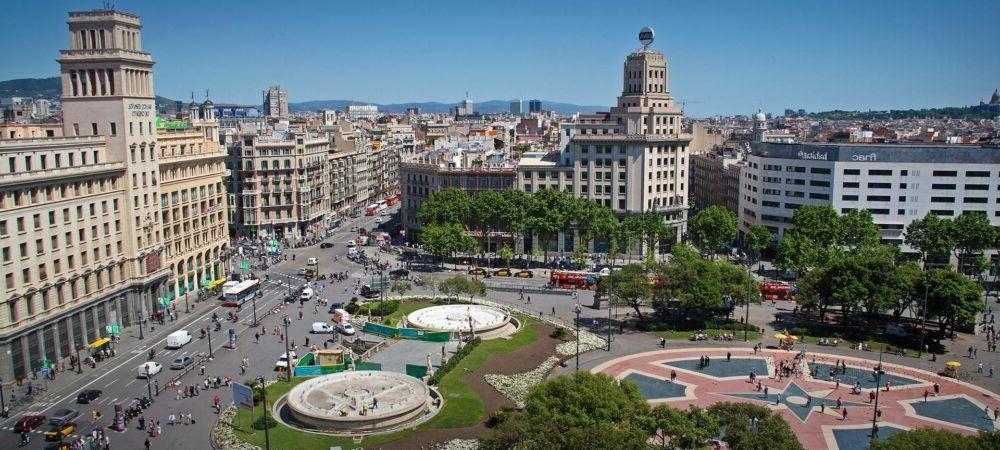 Destinació Catalunya Barcelona