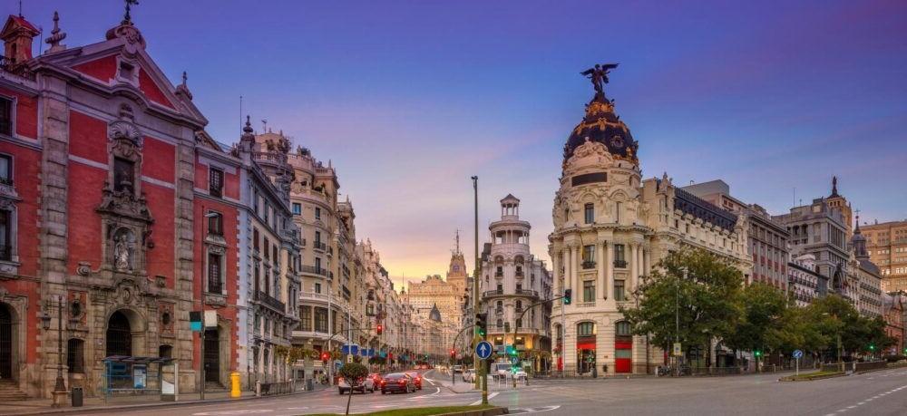 Destinació Madrid