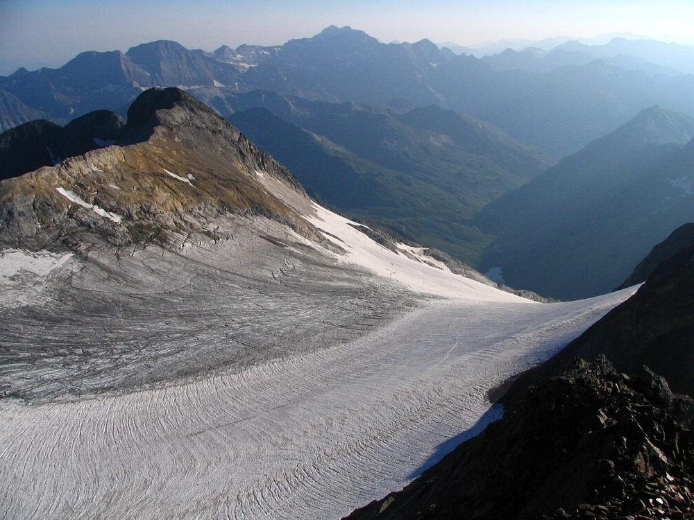 Destinació serralada dels Pirineus Espanya