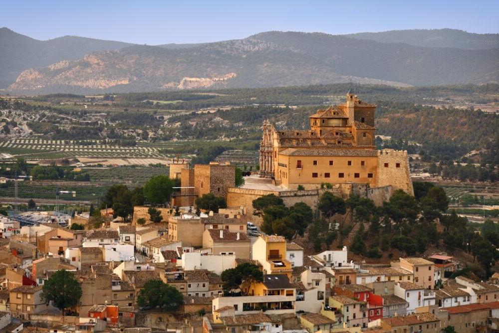 Destinació Regió de Múrcia Espanya