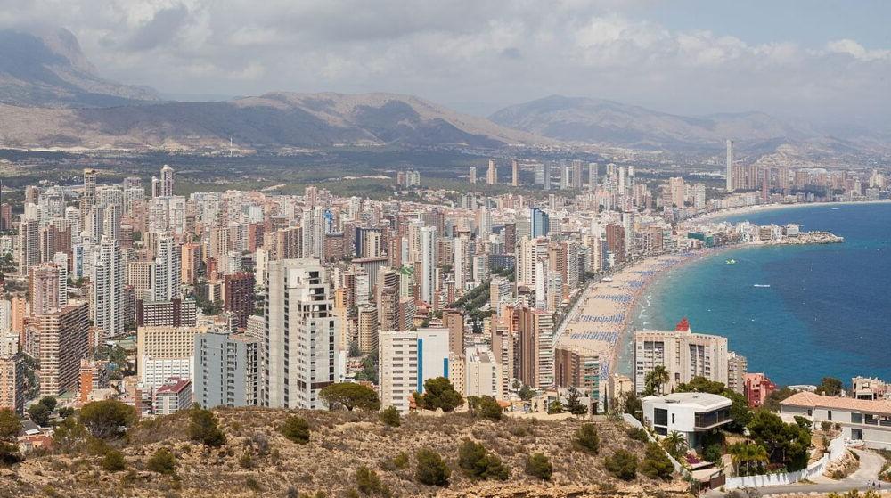 Destinació Comunitat de Valenciana Espanya