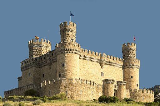 nou Castell de Manzanares el Real